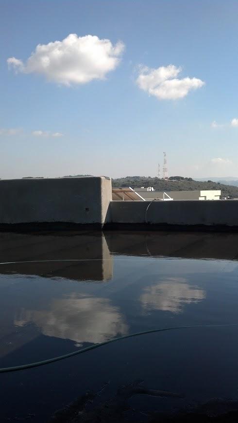 שני עננים על הגג