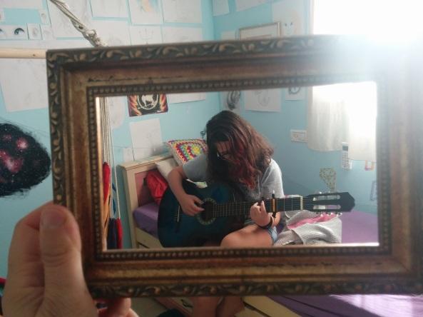 שיר על הגיטרה
